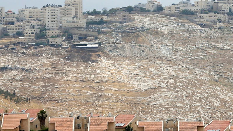 Israeli settlements becoming 'irreversible'