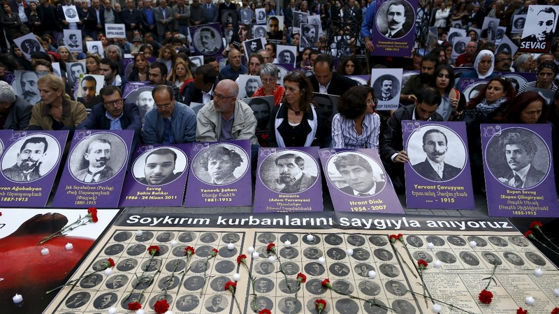 Genocide vote puts EU-Turkey deal in peril