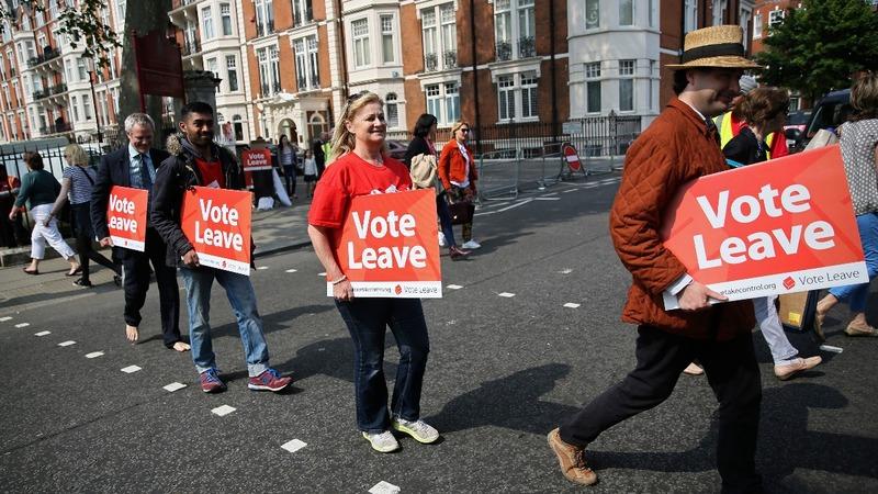VERBATIM: Leave bid to overhaul UK immigration