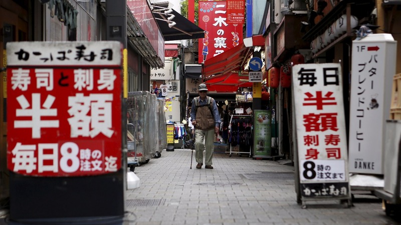 Abe says it's too risky to raise sales tax now