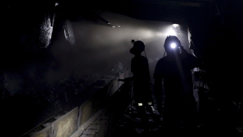 Signs that coal is flickering back to life