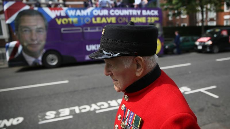 WW2 theme runs through Brexit debate