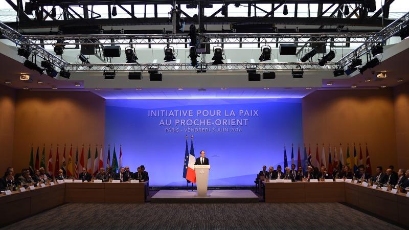 Israeli-Palestinian peace summit simmers
