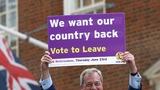VERBATIM: Farage: Europe-wide opposition to EU