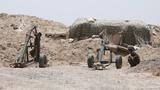 Syrian army presses offensive against I.S.