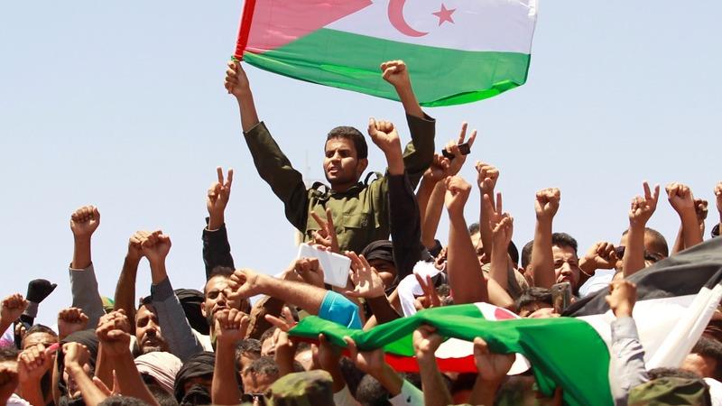 Sahrawis mourn leader's death