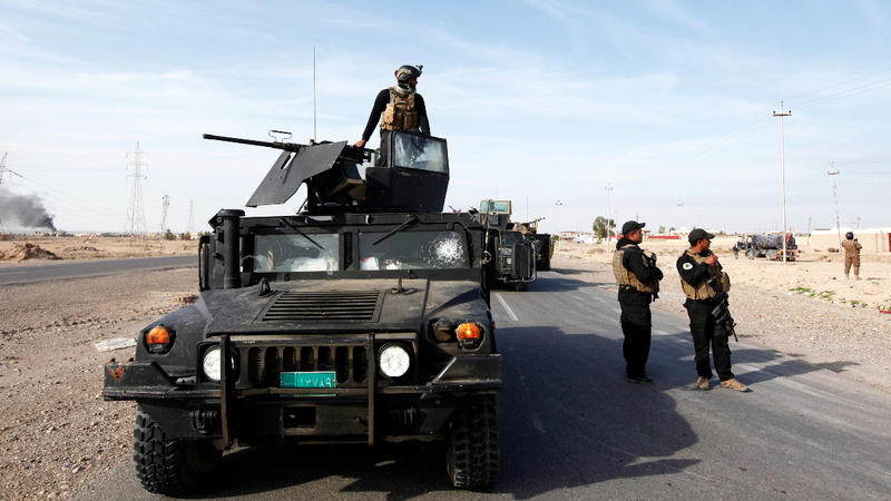 U.S. efforts failing to rebuild, re-unify Iraqi army