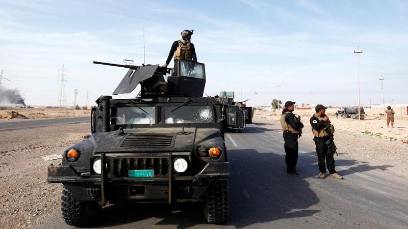 U.S. efforts failing to rebuild, re-unify Iraqi army