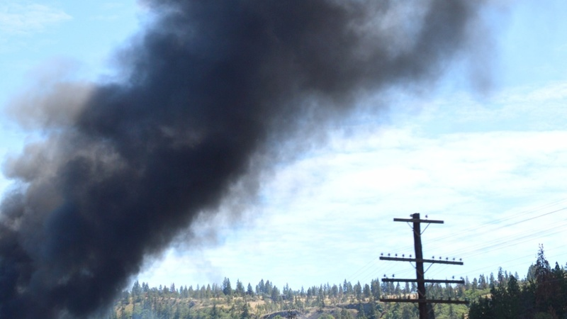 Oregon fireball sparks new oil-by-rail worries
