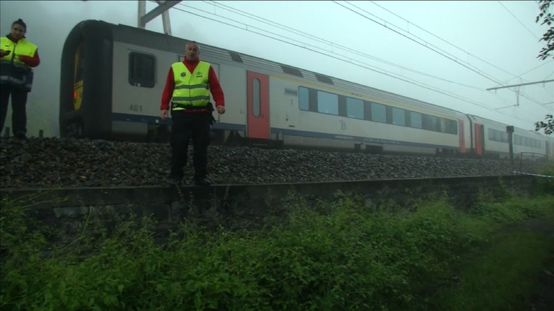 Three dead in Belgium train crash