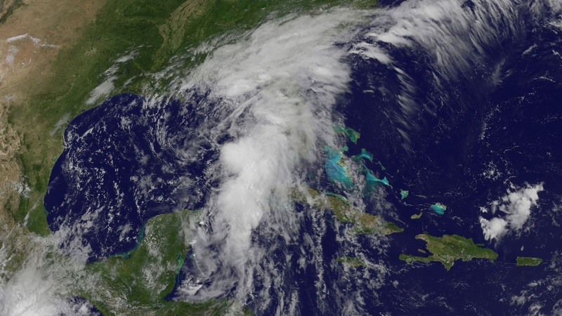 Tropical Storm Colin slams Florida