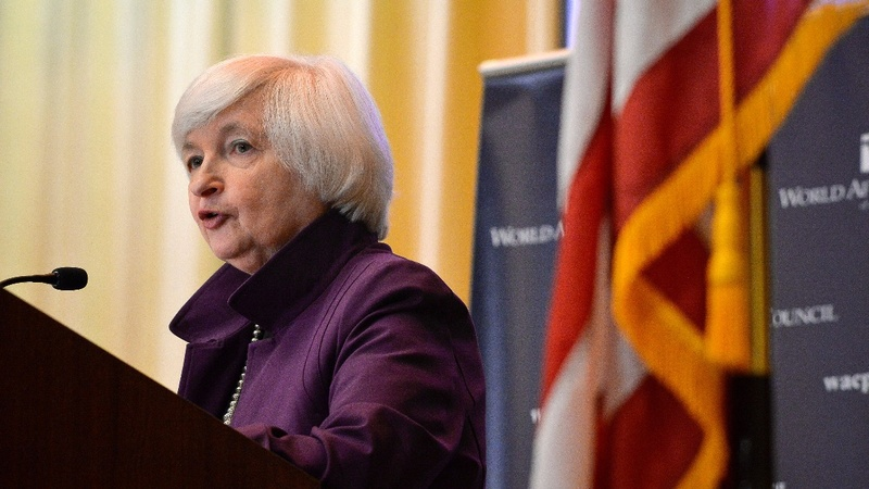 Fed's Yellen tampers expectations for June rate hike