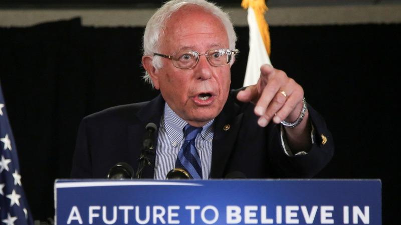 VERBATIM: Sanders insists he can win California