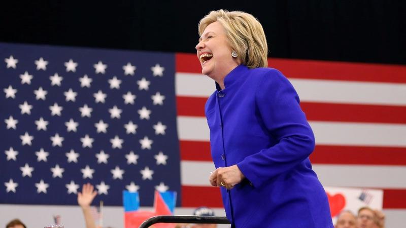 Clinton clinches Democratic nomination: AP