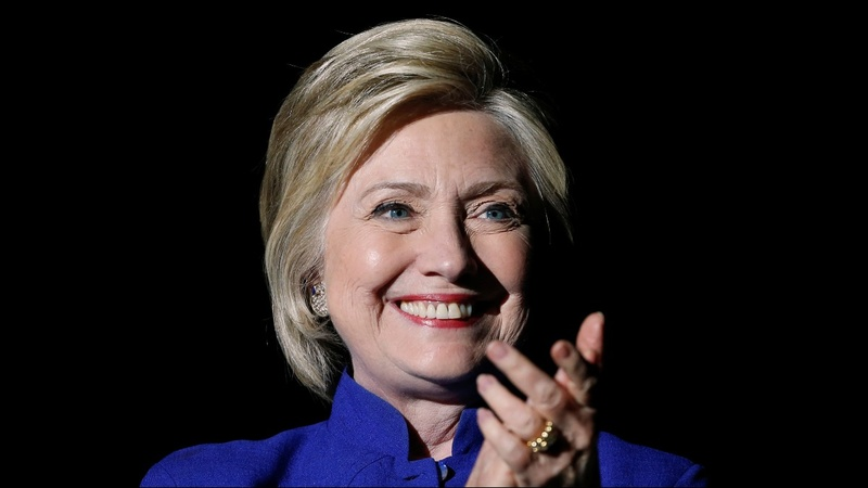 Clinton claims 2016 Democratic nomination