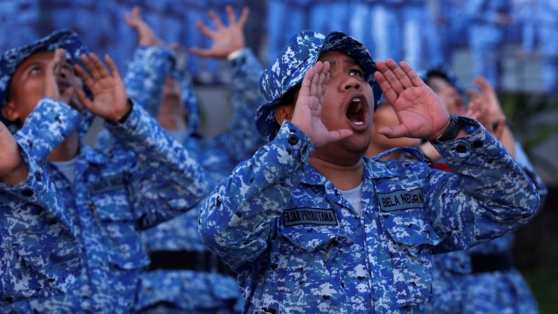 Indonesia's frontline defense against Communism