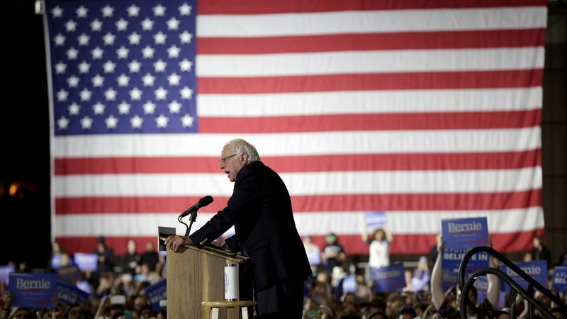 Sanders vows to fight despite defeat in California