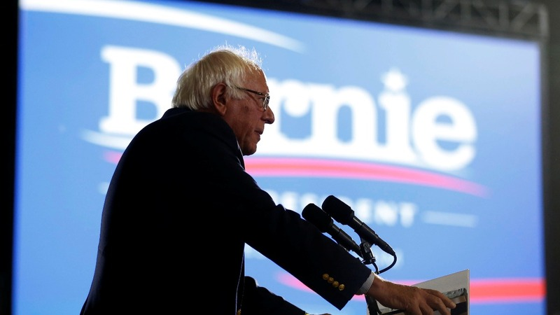 VERBATIM: Sanders vows to stay in fight