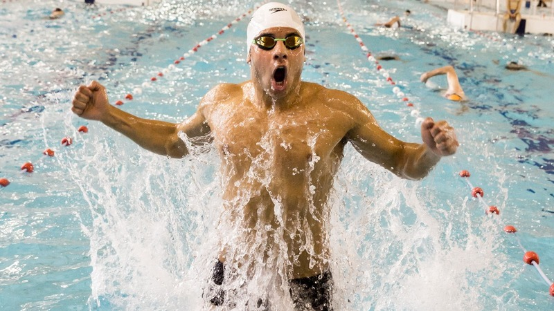 Syrian refugee swimmers go for gold in Rio