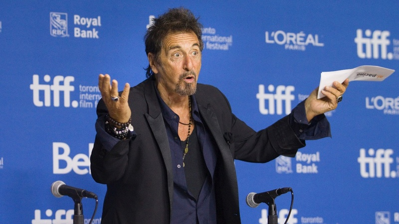 'Hilariously inept' Al Pacino thriller earns $141 in UK opening