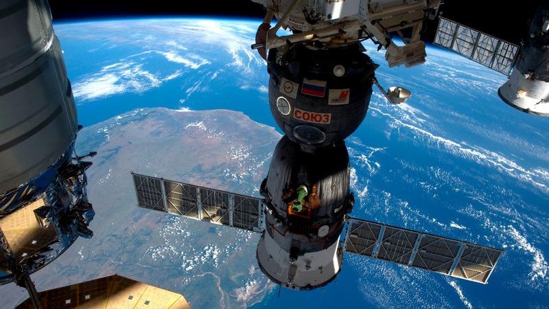 VERBATIM: Astronaut Peake on missing UK rain