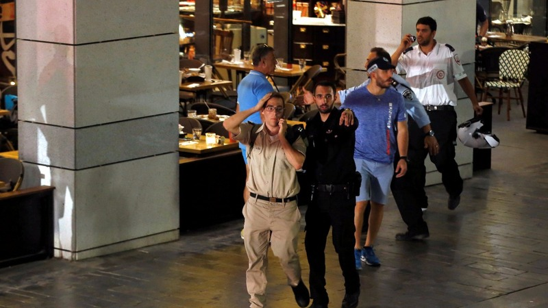 Four killed in Tel Aviv terror attack