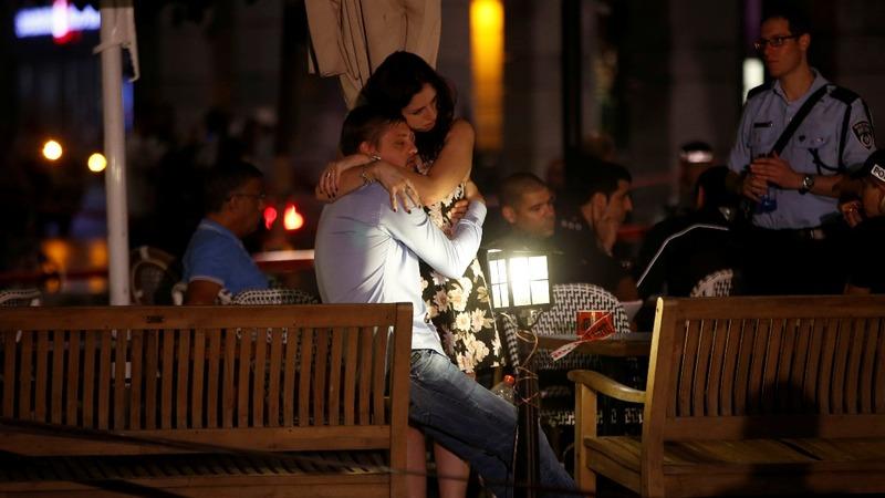 VERBATIM: Netanyahu condemns Tel Aviv attack