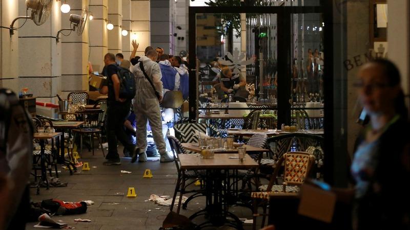 Israel retaliates after Palestinian shooting