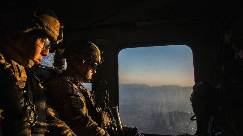 Obama approves bigger U.S. role in Afghanistan