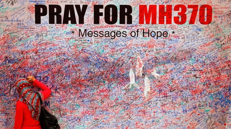 Possible MH370 debris washes up in Australia