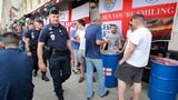 INSIGHT: England fans clash with locals at Euros