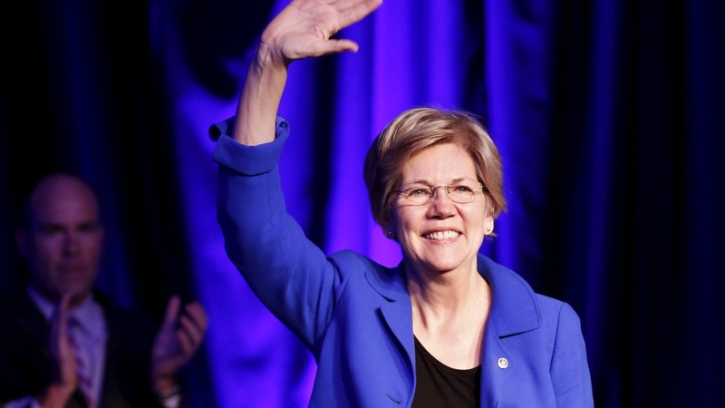 Why Warren won't be Clinton's choice for VP