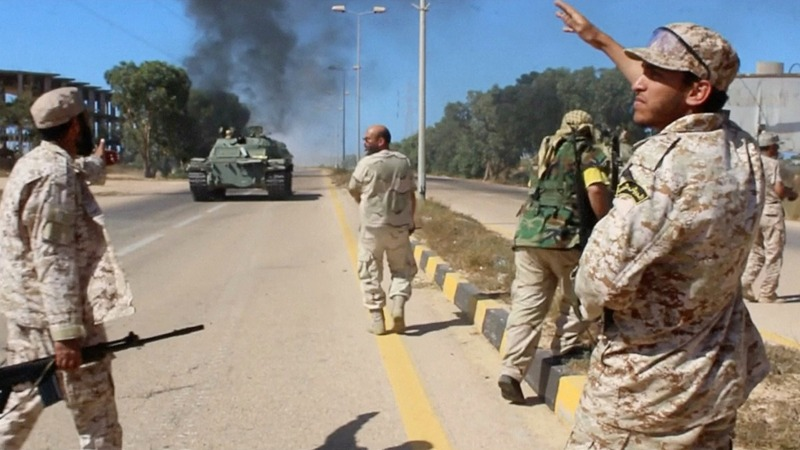 Libyan forces reclaim Sirte from Islamic State