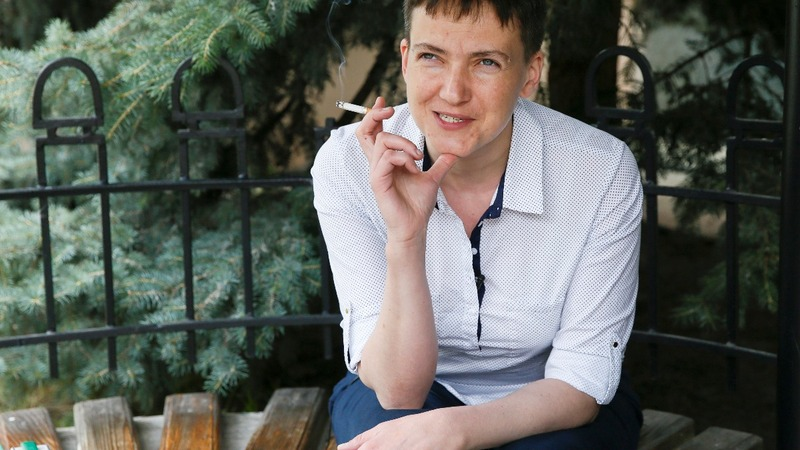 Savchenko 'a piranha among political sharks'