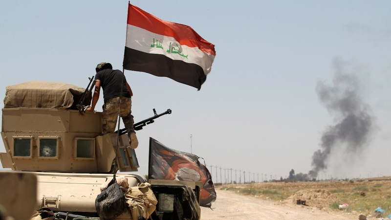"Islamic State ""withdrawing"" in northern Iraq"