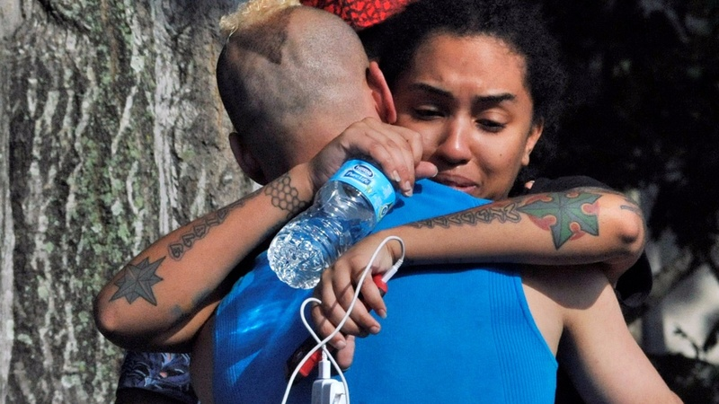 At least 50 dead in Orlando 'act of terrorism'