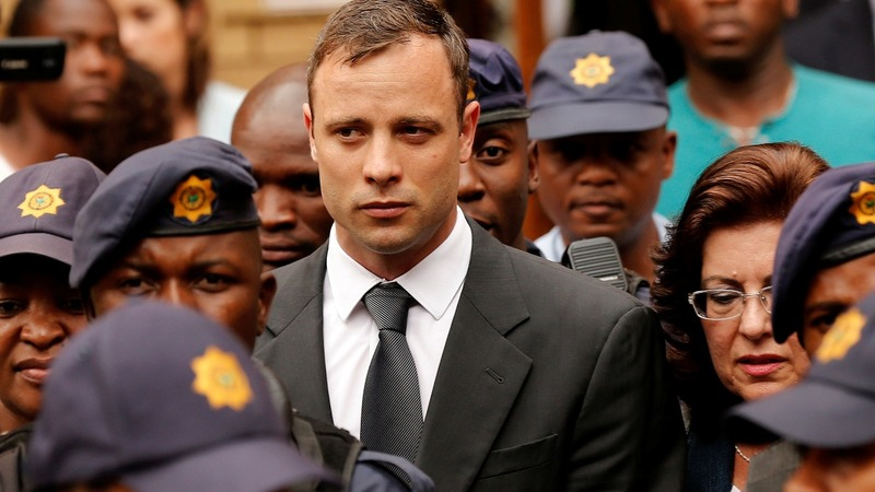 Pistorious to be sentenced for murder