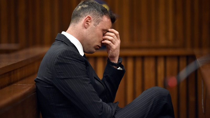 Pistorius in court for murder sentencing