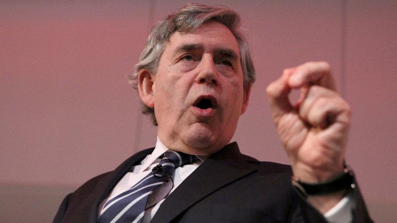 VERBATIM: Former PM Brown in 'Remain' plea