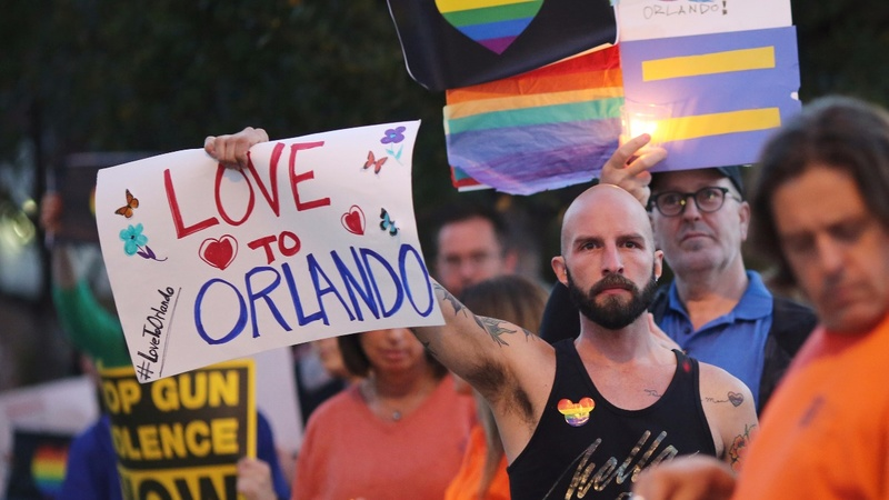 Orlando shooter showed signs of mental instability
