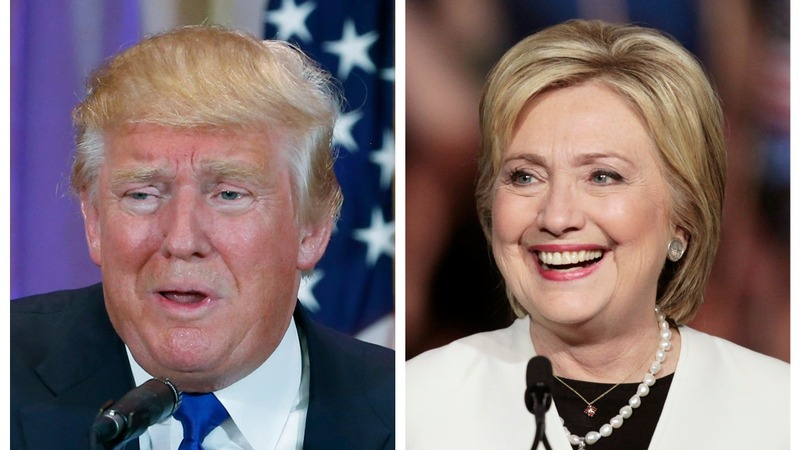 Trump, Clinton duel over Orlando massacre