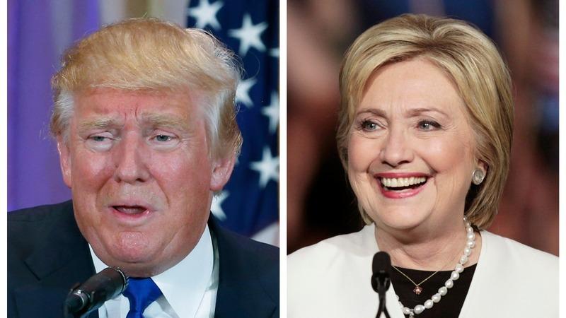Trump, Clinton duel over Orlando massacre