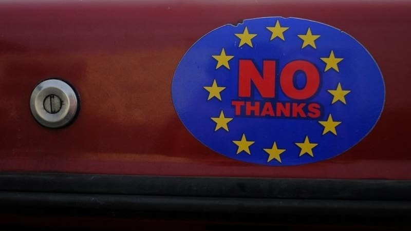 UK polls showing growing majority for Brexit
