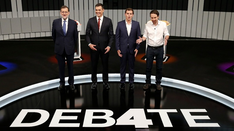 Spanish debate shows no sign of compromise