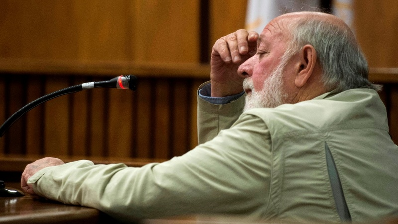 Reeva Steenkamp's father testifies