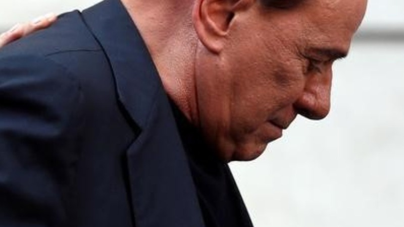 Berlusconi in hospital for heart surgery