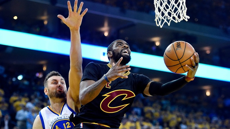 Cavs claw back to 3-2