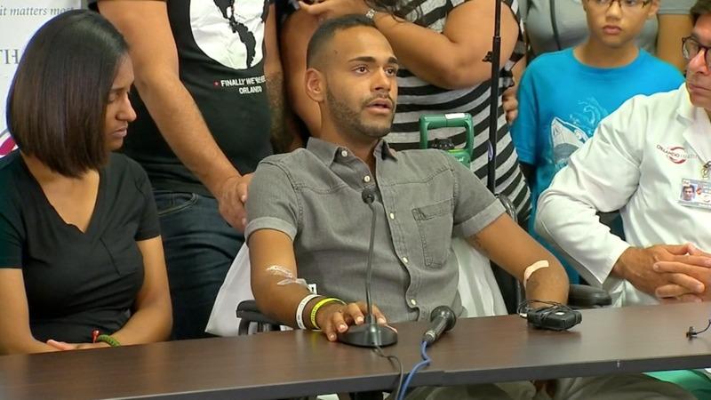 VERBATIM: Survivor recounts Orlando massacre horror