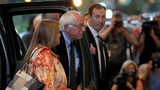 Primary over, Clinton and Sanders meet in private