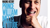 Prince WIlliam on cover of UK gay mag, Attitude